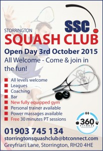 Storrington Squash Club